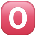 O Button (Blood Type) on WhatsApp 2.19.352