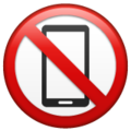 No Mobile Phones on WhatsApp 2.19.352
