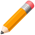 Pencil on WhatsApp 2.19.352