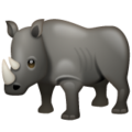Rhinoceros on WhatsApp 2.19.352