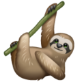 Sloth on WhatsApp 2.19.352