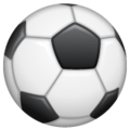 Soccer Ball on WhatsApp 2.19.352