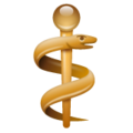 Medical Symbol on WhatsApp 2.19.352