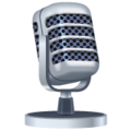 Studio Microphone on WhatsApp 2.19.352