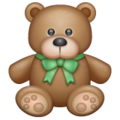 Teddy Bear on WhatsApp 2.19.352