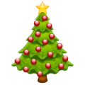 Christmas Tree on WhatsApp 2.20.198.15