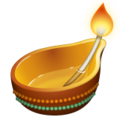 Diya Lamp on WhatsApp 2.20.198.15