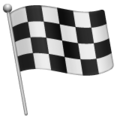Chequered Flag on WhatsApp 2.20.206.24
