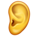 Ear on WhatsApp 2.20.206.24