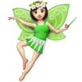 Fairy: Light Skin Tone on WhatsApp 2.20.206.24