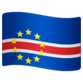Flag: Cape Verde on WhatsApp 2.20.206.24