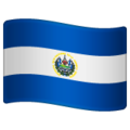 Flag: El Salvador on WhatsApp 2.20.206.24