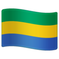 Flag: Gabon on WhatsApp 2.20.206.24
