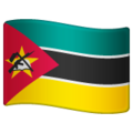 Flag: Mozambique on WhatsApp 2.20.206.24