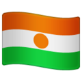 Flag: Niger on WhatsApp 2.20.206.24
