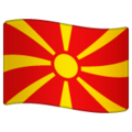 Flag: North Macedonia on WhatsApp 2.20.206.24
