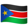 Flag: South Sudan on WhatsApp 2.20.206.24