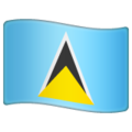 Flag: St. Lucia on WhatsApp 2.20.206.24