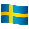 Flag: Sweden on WhatsApp 2.20.206.24