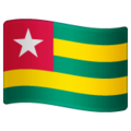 Flag: Togo on WhatsApp 2.20.206.24
