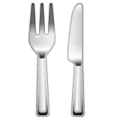 Fork and Knife on WhatsApp 2.20.206.24