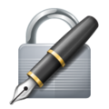 Locked with Pen on WhatsApp 2.20.206.24