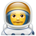 Man Astronaut on WhatsApp 2.20.206.24
