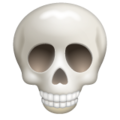 Skull on WhatsApp 2.20.206.24