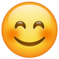 Smiling Face with Smiling Eyes on WhatsApp 2.20.206.24