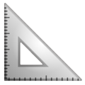 Triangular Ruler on WhatsApp 2.20.206.24