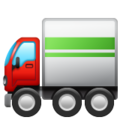 Articulated Lorry on WhatsApp 2.21.16.20