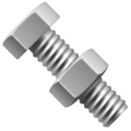 Nut and Bolt on WhatsApp 2.21.16.20