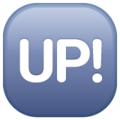 Up! Button on WhatsApp 2.21.16.20