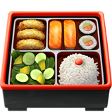 Bento Box on Apple iOS 11.1
