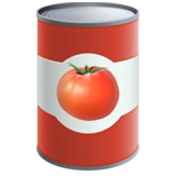 Canned Food on Apple iOS 11.1