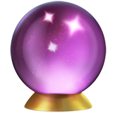 Crystal Ball on Apple iOS 11.1