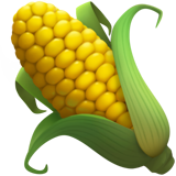 Ear of Corn on Apple iOS 11.1