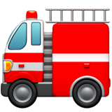 Fire Engine on Apple iOS 11.1
