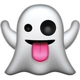 Ghost on Apple iOS 11.1