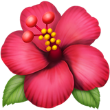 Hibiscus on Apple iOS 11.1