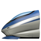 High-Speed Train on Apple iOS 11.1