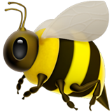 🐝 Honeybee Emoji on Apple iOS 11 1