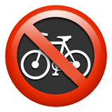 No Bicycles on Apple iOS 11.1