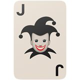 Joker on Apple iOS 11.1