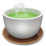 Teacup Without Handle on Apple iOS 11.1