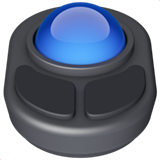 Trackball on Apple iOS 11.1