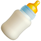 Baby Bottle on Apple iOS 11.2