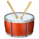Drum on Apple iOS 11.2