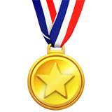 Sports Medal on Apple iOS 11.2