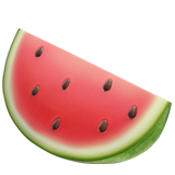 Watermelon on Apple iOS 11.2